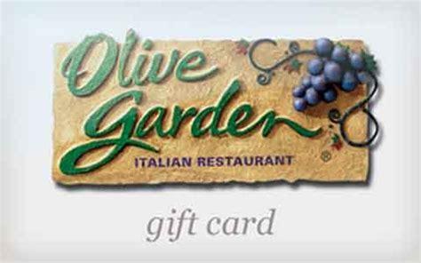 olive garden gift card balance check olive garden gift card balance giftcard net
