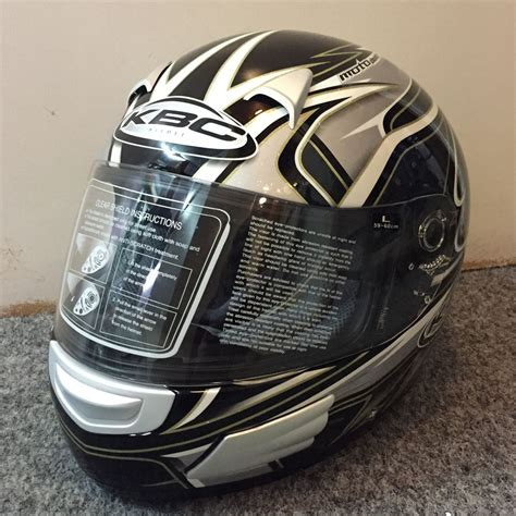 cheap motocross helmets for sale cheap sale kbc tk8 slick black silver fullface motorbike