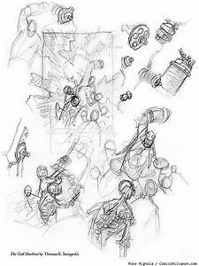 Mike Mignola Sketches | www.pixshark.com - Images ...