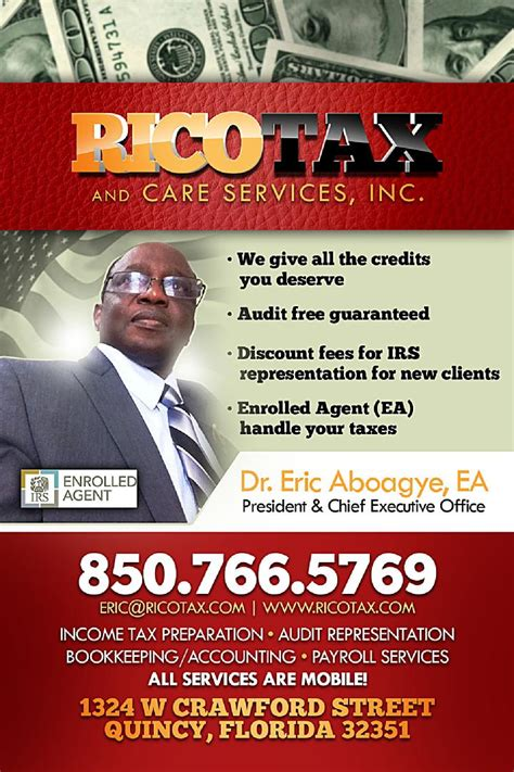 services ricotax