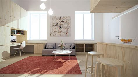 5 Contrasting Small Apartment Designs by 5 Small Apartment Decorating Ideas Midcityeast