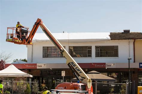 ainslie shops   treated differently