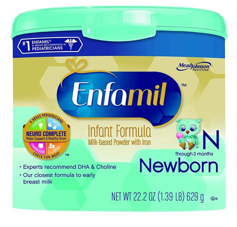 Top 10 Best Baby Formulas For Infants Heavycom