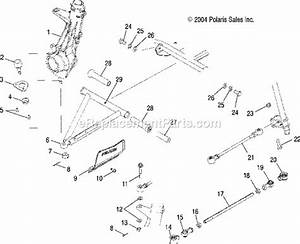 Polaris A05mh68ac Parts List And Diagram