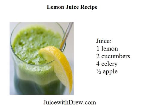 cancer juice anti recipes smoothie juicer blood