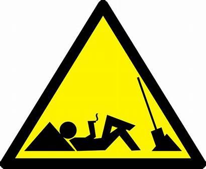 Lazy Sign Symbol Vector