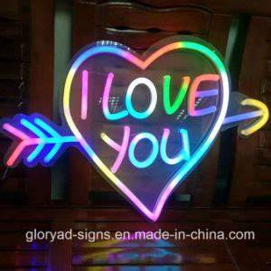China LED Neon Flex Sign Custom Neon Sign for Indoor Use