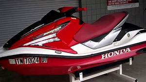 Used 2003 Honda Aquatrax R 12x Turbo For Sale Honda Of