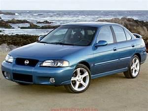 2002 Nissan Sentra Repair Guide