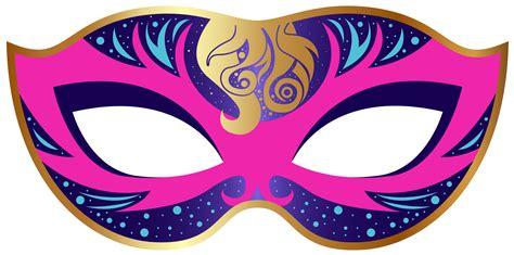 Mask Clip Masks Clipart Carnival Mask Pencil And In Color Masks