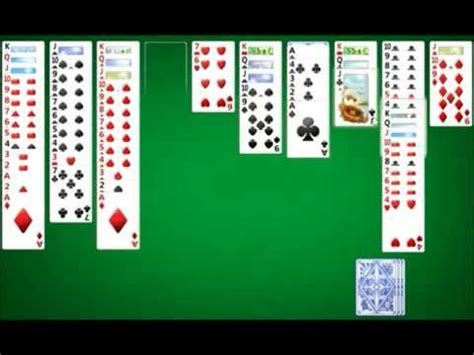 Two Suit Spider Solitaire Fall by Four Suits Spider Solitaire Solved Scoring 1000
