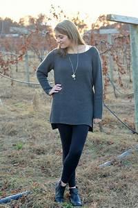 Oversized Sweater & Leggings   By Lauren M