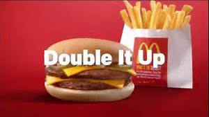 McDonald's Double Combo TV Commercial, 'Double It Up' Song ...