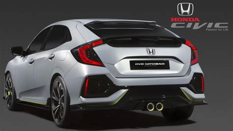 All-new Honda Civic Hatchback