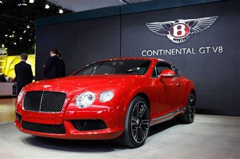 bentley continental gt  brings  motor  motor city