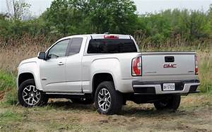 2015 Gmc Canyon Sle 4wd Extended Cab Review  U2013 Wheels Ca