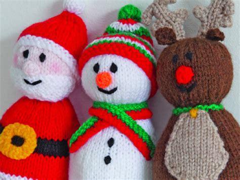 christmas knitting patterns