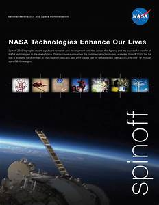 NASA Spinoff 2010 - Summary Brochure