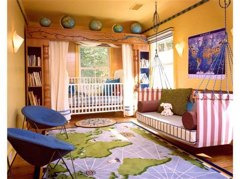 neutral baby nursery ideas themes designs pictures