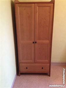 Ikea Armoire Chambre : armoire ikea chambre offres septembre clasf ~ Teatrodelosmanantiales.com Idées de Décoration