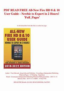 Fire Hd 8 User Manual Pdf Casaruraldavina Com