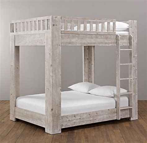 callum platform bunk bed all beds restoration hardware baby child