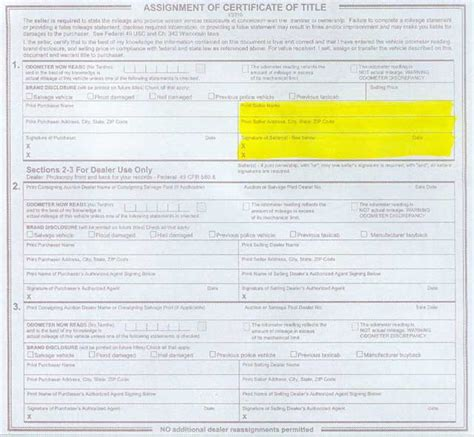 Boat Registration Numbers Requirements Wisconsin by Title Information For Vehicle Donation In Wisconsin Cars