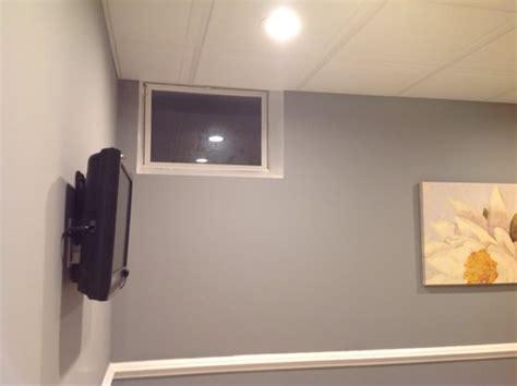 Small Basement Window Covering