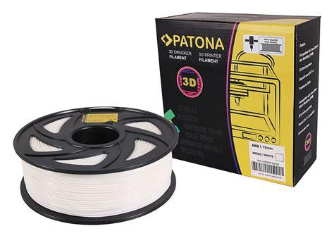abs 3d drucker patona 1 75mm wei 223 es abs 3d drucker filament pts trading