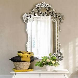 Maison Du Monde Miroir : miroir v nitien h 141 cm casanova maisons du monde ~ Teatrodelosmanantiales.com Idées de Décoration