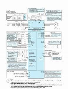 Mitsubishi Inverter A800 Wiring Diagram