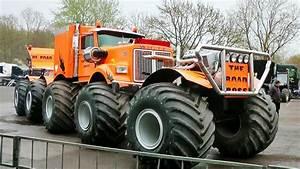 Le Plus Gros Moteur Du Monde : le plus gros monster truck du monde youtube ~ Medecine-chirurgie-esthetiques.com Avis de Voitures