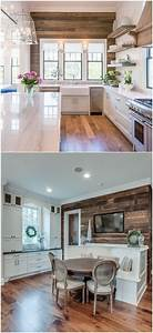 10, Cool, Kitchen, Accent, Wall, Ideas, For, Your, Home
