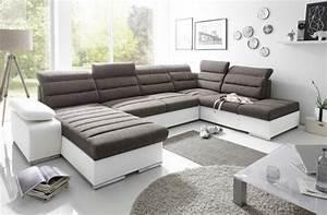 Couchgarnitur U Form : ottomane mit schlaffunktion g nstig online kaufen yatego ~ Orissabook.com Haus und Dekorationen