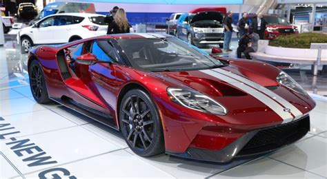 Update Motor Show 2018 : The Biggest Announcements From The Detroit Auto Show 2018