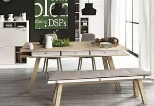 Table Bar Avec Rangement : table a manger avec rangement table de lit ~ Teatrodelosmanantiales.com Idées de Décoration