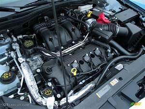 2012 Ford Fusion Sel V6 3 0 Liter Flex