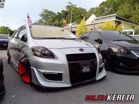 Toyota Vios Modification by Vios Gen2 Modified Compilation Part 1 Galeri Kereta