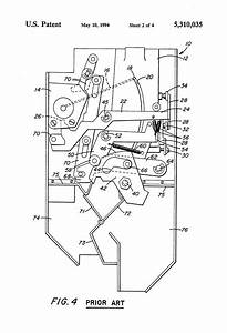 patent us5310035 paper and coin currency totalizer for With coin circuit