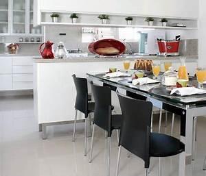 Cozinha branca aconchegante: como decorar, fotos