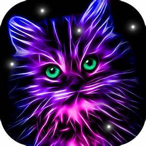 Neon Animals Wallpaper Moving Backgrounds Android Apps
