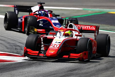 Enter the world of formula 1. Formula 2 standings - ThePitcrewOnline