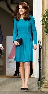 kate middleton robe bleue turquoise all pictures top With robes soldées