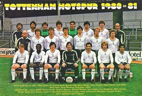 TWB22RELOADED: English Leagues the 80s: Tottenham ...