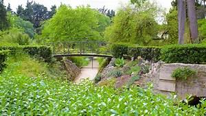 jardin des plantes de montpellier in montpellier With idee deco de jardin exterieur 11 deco maison orange