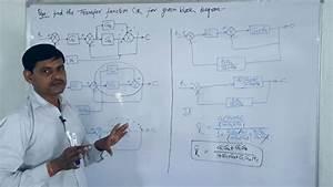 Block Diagram Reduction Technique Problem  4 In Control
