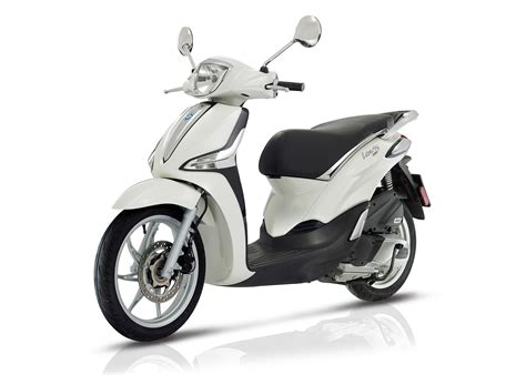 Piaggio Liberty by 2017 Piaggio Liberty 150 Abs Iget Review