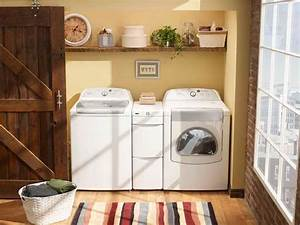 25 brilliantly clever laundry room design ideas for Laundry room colors