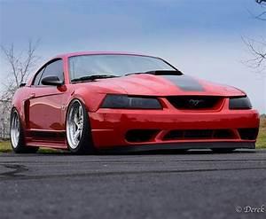 Slammed New Edge Mach 1 Mustang | Autos mustang, Mustang, Autos