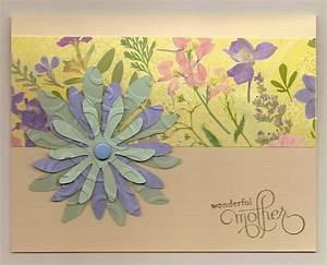 flower handmade cards Karen's Cards & Ideas